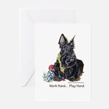 Work Greeting Cards (Pk of 10)
