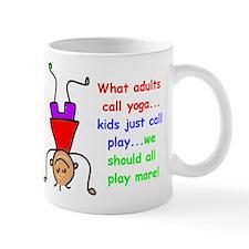 Yoga kids Mug