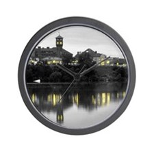 Skyline Wall Clock