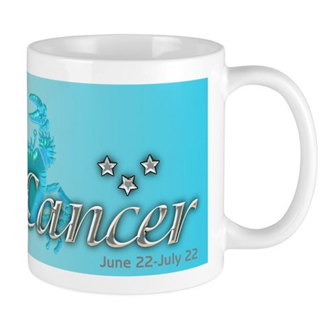 Cancer's Traits Small Mug