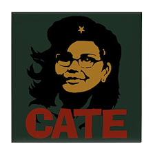 Viva La Cate! Tile Coaster