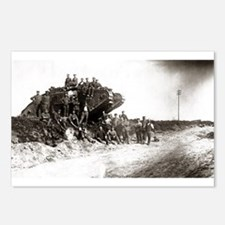 WWI Western Front Postcards (Package of 8)