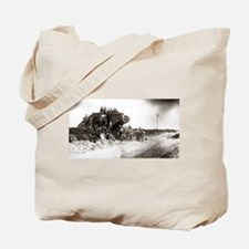 WWI Western Front Tote Bag