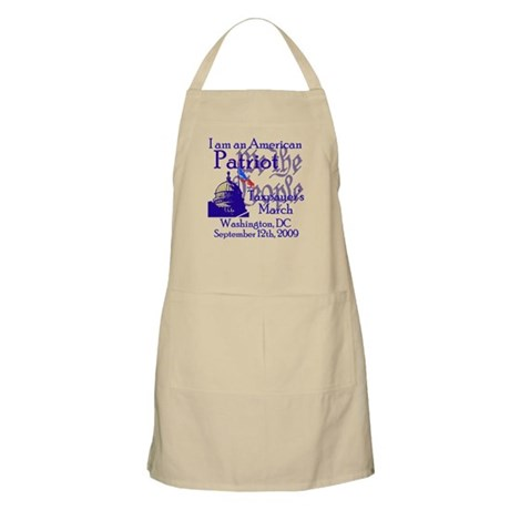 "front/back ""I Was THERE!"" BBQ Apron"