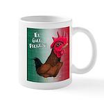 El Gallo Peligroso Mug