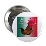 "El Gallo Peligroso 2.25"" Button (100 pack)"