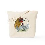 Sebrights Tote Bag