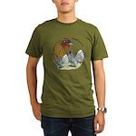 Sebrights Organic Men's T-Shirt (dark)