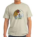 Sebrights Light T-Shirt