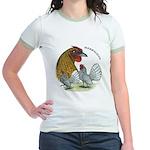Sebrights Jr. Ringer T-Shirt