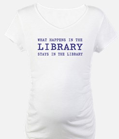 In the Library Shirt