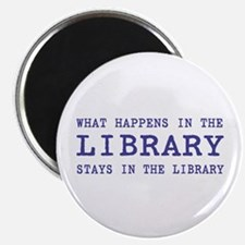 """In the Library 2.25"""" Magnet (10 pack)"""