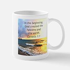 GENESIS 1:1 Mug