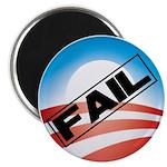 """Obama Fails 2.25"""" Magnet (100 pack)"""