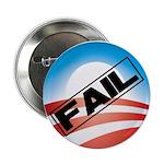 "Obama Fails 2.25"" Button (100 pack)"