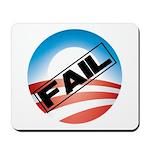 Obama Fails Mousepad
