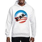 Obama Fails Hooded Sweatshirt