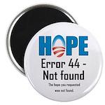 Error 44 - Not Found Magnet