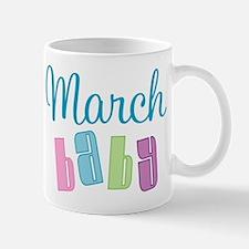 Cute March Baby Mug
