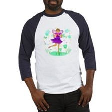 Faery Princess Baseball Jersey