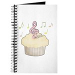 Cupcake Music Journal