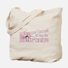 Booty Camp Tote Bag