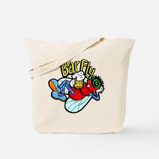 Bar Fly Tote Bag