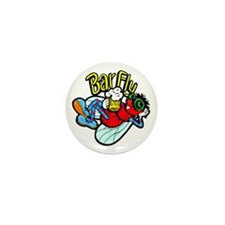 Bar Fly Mini Button (100 pack)