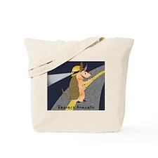 Redneck Armadillo Tote Bag