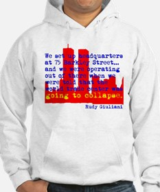 WTC is Going to Collapse Hoodie