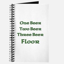 One Beer Journal