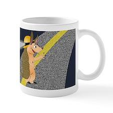 Redneck Armadillo Mug