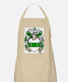 Broderick Coat of Arms BBQ Apron