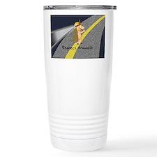 Redneck Armadillo Travel Mug