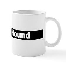 """Afghan Hound"" Mug"