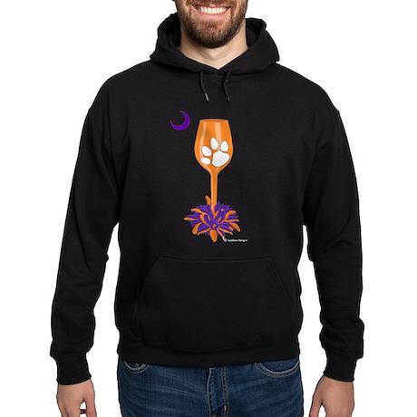 Tipsy Tiger (Orange) Hoodie (dark)