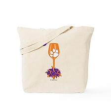 Tipsy Tiger (Orange) Tote Bag