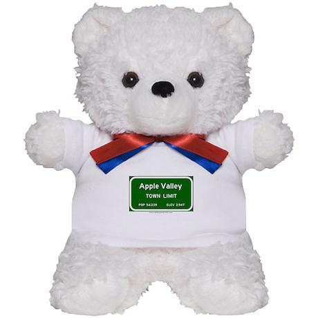 Apple Valley Teddy Bear