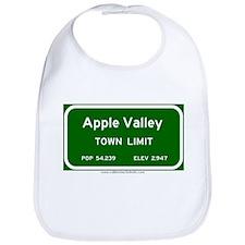 Apple Valley Bib