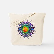 Chakra Sun Tote Bag