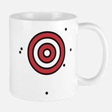 Target Practice Small Small Mug