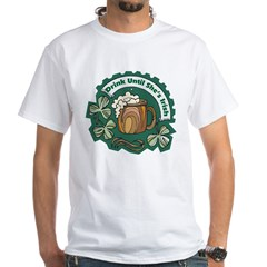 Drink Until She's Irish Shirt