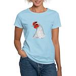 Egyptian Fayoumi Hen Women's Light T-Shirt
