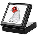 Egyptian Fayoumi Hen Keepsake Box