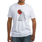 Egyptian Fayoumi Hen Fitted T-Shirt