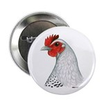 "Egyptian Fayoumi Hen 2.25"" Button (100 pack)"