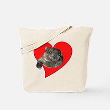 Cute Wombat Tote Bag