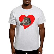 Cute Wombat T-Shirt