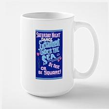 Enchantment Under The Sea Dance Mugs
