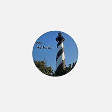 Cape Hatteras Lighthouse Mini Button (100 pack)